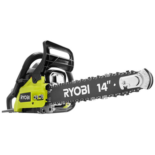 Factory Reconditioned Ryobi ZRRY3714 37cc 14 in. 2-Cycle Gas Chainsaw
