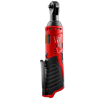 Milwaukee 2456-20 M12 12V Cordless Lithium-Ion 1/4 in. Ratchet (Tool Only)