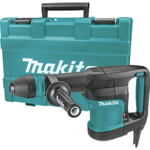 Factory Reconditioned Makita HM0870C-R 11 lbs. SDS-MAX Demolition Hammer with Case image number 0