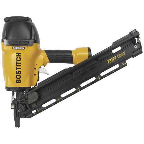 Factory Reconditioned Bostitch U/F33PT 33 Degree 3-1/2 in. Paper Tape Framing Nailer