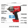 Milwaukee 2862-20 M18 FUEL with ONEKEY High Torque Impact Wrench 1/2 in. Pin Detent (Tool Only) image number 1