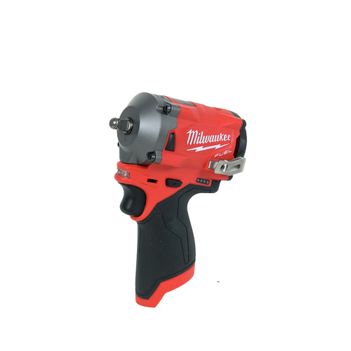 Milwaukee 2554-20 M12 FUEL Stubby 3/8 in. Impact Wrench (Tool Only) image number 0