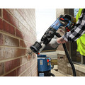 Bosch GBH18V-26DK15 18V EC Brushless SDS-Plus Bulldog 1 in. Rotary Hammer Kit with CORE18V 4.0 Ah Compact Battery image number 5