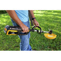 Mowox MNA2071 40V 12 in. Cordless String Trimmer Kit with (1) 4 Ah Lithium-Ion Battery and Charger image number 3