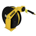 Dewalt DXCM024-0343 3/8 in. x 50 ft. Double Arm Auto Retracting Air Hose Reel image number 5