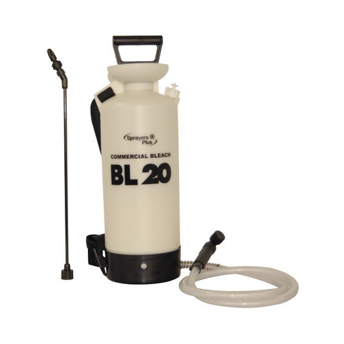 Sprayers Plus BL20 2 Gallon Bleach Handheld Compression Sprayer