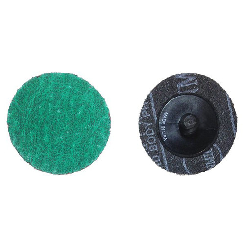 ATD 89350 3 in.-50 Grit Green Zirconia Mini Grinding Discs image number 0