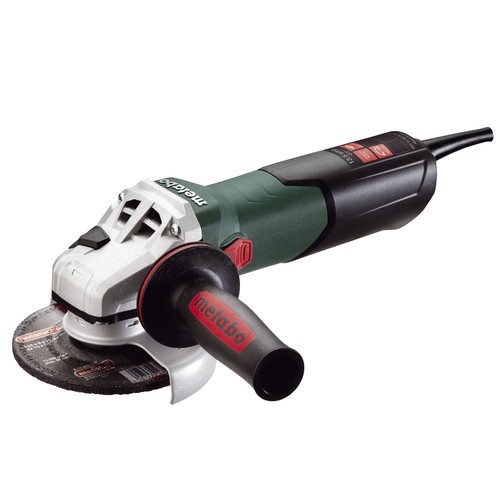 Metabo 600562420 13.5 Amp 5 in. Angle Grinder with VTC Electronics and Lock-On Switch image number 0