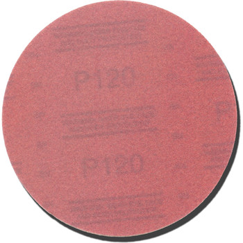 3M 1114 6 in. P120A Red Abrasive Stikit Disc