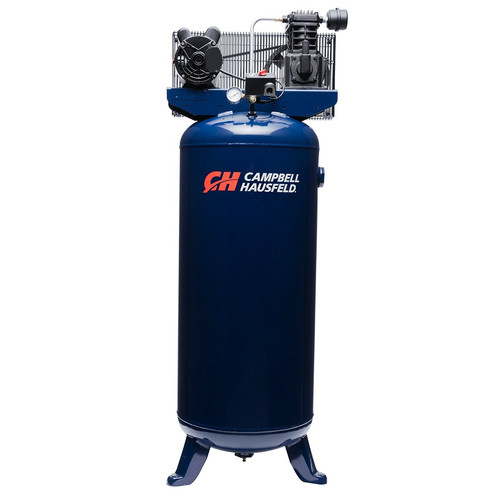 Campbell Hausfeld VT6195 3.2 HP 60 Gallon Oil-Lube Stationary Vertical Air Compressor