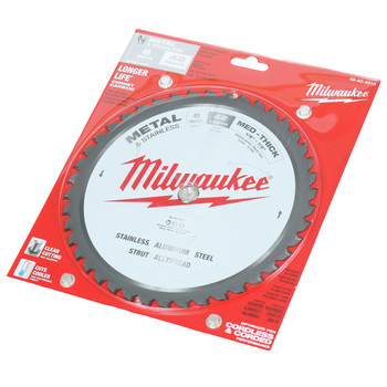 Milwaukee 48-40-4515 8 in. Circular Saw Blade (42 Tooth) image number 0