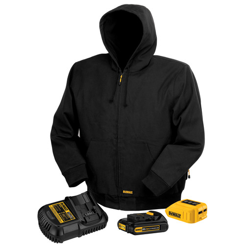 Dewalt DCHJ061C1-S 12V/20V Lithium-Ion Heated Hoodie Kit