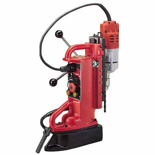 Factory Reconditioned Milwaukee 4204-8 1/2 in. Adjustable Position Base Magnetic Drill Press