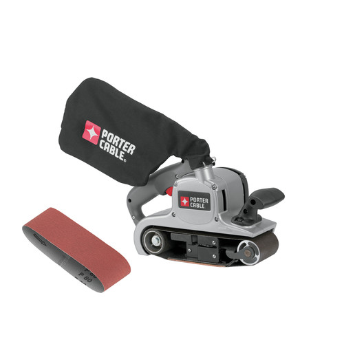 Porter-Cable 352VS 3 in. x 21 in. Variable-Speed Sander with Dust Bag image number 0