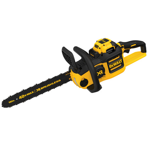 Dewalt DCCS690H1 40V MAX Lithium-Ion XR Brushless 16 in. Chainsaw with 6.0 Ah Battery