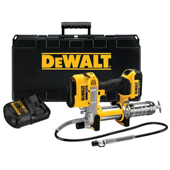 Dewalt DCGG571M1 20V MAX Cordless Lithium-Ion Grease Gun image number 0