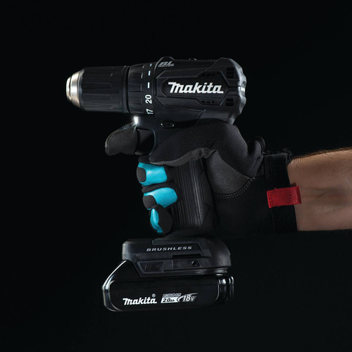 Factory Reconditioned Makita XFD11ZB-R 18V LXT Lithium-Ion Brushless Sub-Compact 1/2 in. Cordless Drill Driver (Tool Only) image number 3