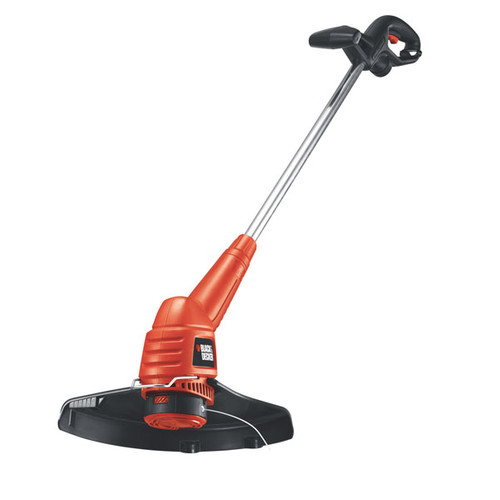 Black & Decker ST7700 4.4 Amp 13 in. 2-in-1 Straight Shaft Electric String Trimmer / Edger image number 0