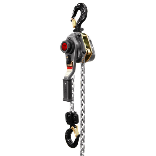 JET 376401 2-1/2-Ton Lever Hoist 10 ft. Lift & Overload Protection image number 0