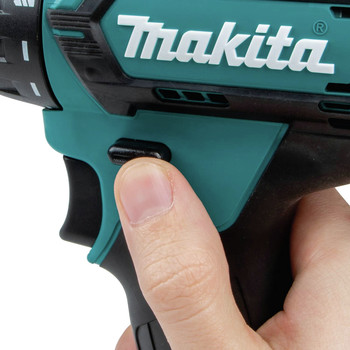 Makita FD09R1 12V max CXT Lithium-Ion Brushless 3/8 in. Cordless Drill Driver Kit (2 Ah) image number 6