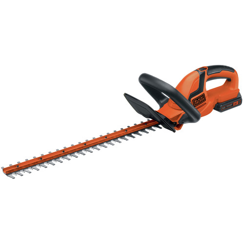 Black & Decker LHT2220 20V MAX Cordless Lithium-Ion 22 in. Dual Action Electric Hedge Trimmer image number 0