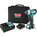 Makita WT02R1 12V MAX CXT Lithium-Ion Cordless 3/8 in. Impact Wrench Kit (2.0Ah)