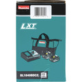 Makita BL1840BDC2 18V LXT Lithium-Ion Battery and Rapid Optimum Charger Starter Pack (4 Ah) image number 10