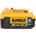 Dewalt DCB204BT 20V MAX 4.0 Ah Lithium-Ion Bluetooth Battery Pack