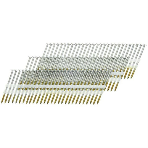 SENCO HL27ASBS .120 in. x 3 in. Hot Dipped Full Round Head Nails