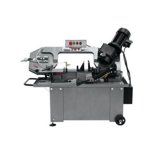 JET 414466 8 in. x 14 in. 1 HP 1-Phase Geared Head Horizontal Band Saw image number 6