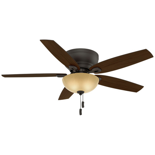Casablanca 54102 Durant 54 in. Transitional Maiden Bronze Smoked Walnut Indoor Ceiling Fan image number 2
