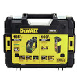 Dewalt DW0889CG Green Beam Cross Line Laser and 99 ft. Laser Distance Measurer Kit image number 6