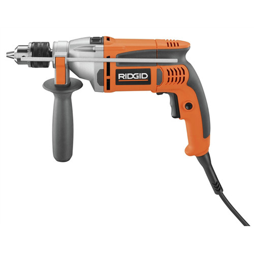 Factory Reconditioned Ridgid ZRR5013 7.5 Amp 1/2 in. Heavy Duty VSR Hammer Drill