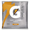 Gatorade 03970 G2 Low-Calorie 21 oz. Powder Drink Mix Pouches - Orange (Carton of 32 Each) image number 1