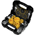 Dewalt D180005 13-Piece Master Hole Saw Kit