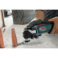 Bosch GOP40-30B Multi-X 3.0 Amp StarlockPlus Oscillating Tool Kit w/Snap-In Blade Attachment image number 3