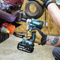 Makita XWT15T 18V LXT 4-Speed Brushless Lithium-Ion 1/2 in. Cordless Impact Wrench with Detent Anvil (5 Ah) image number 4