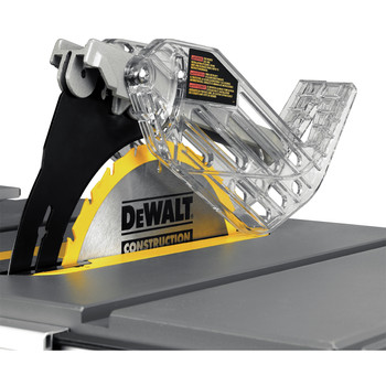 Factory Reconditioned Dewalt DWE7480R 10 in. 15 Amp Site-Pro Compact Jobsite Table Saw image number 8
