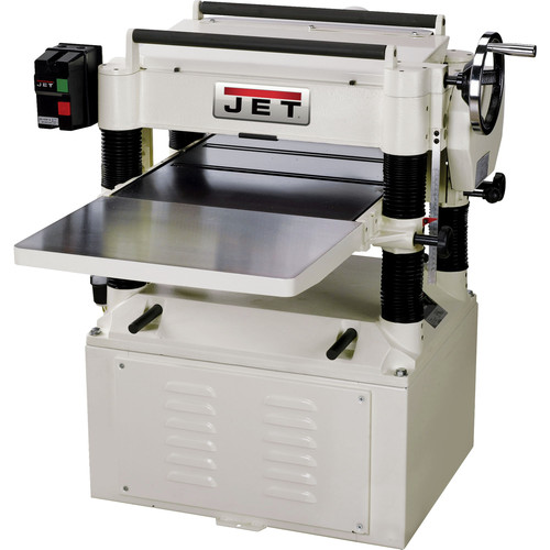 JET JWP-208HH-1 20 in. 5 HP 1-Phase Helical Head Planer