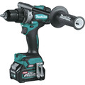 Makita GFD01D 40V Max XGT Brushless Lithium-Ion 1/2 in. Cordless Drill Driver Kit (2.5 Ah) image number 1
