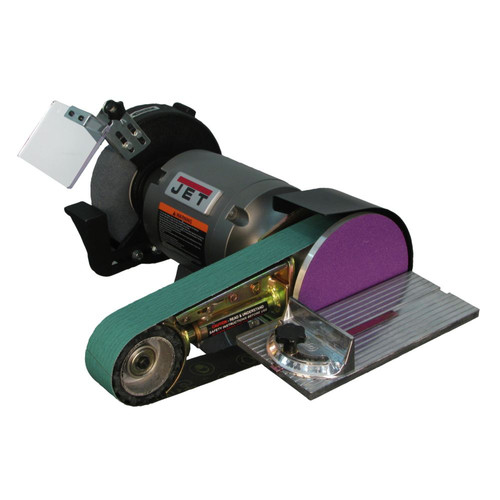 Jet 577107 Jbgm 8 8 In Shop Grinder With Multitool Attachment