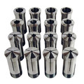 JET CS-5C 16-Piece 5-C Collet Set for Lathes and Grinders