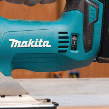 Makita XVJ02Z 18V LXT Cordless Lithium-Ion Brushless Variable Speed Jig Saw (Tool Only) image number 5