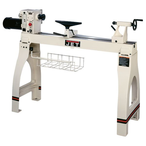 JET JWL-1642EVS-2 16 in. x 42 in. 2 HP Woodworking Lathe