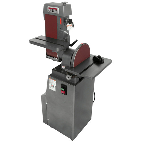 JET J-4200A Industrial Belt & Disc Finishing Sander