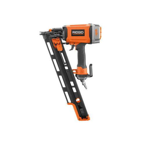 Factory Reconditioned Ridgid ZRR350RHE 3-1/2 in. Round Head Framing Nailer