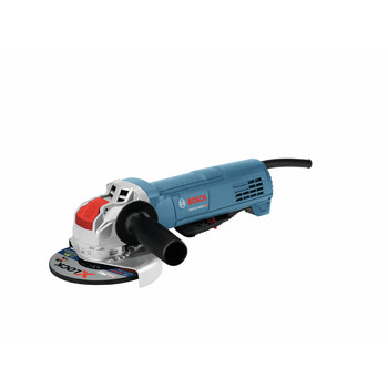 Factory Reconditioned Bosch GWX10-45DE-RT X-LOCK 4-1/2 in. Ergonomic Angle Grinder with No Lock-On Paddle Switch