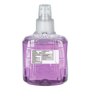 GOJO Industries 1912-02 Antibacterial Foam Handwash, Refill, Plum, 1200ml Refill, 2/carton
