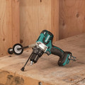 Factory Reconditioned Makita XT268T-R 18V LXT Brushless Lithium-Ion 1/2 in. Cordless Hammer Drill/ Impact Driver Combo Kit (5 Ah) image number 10