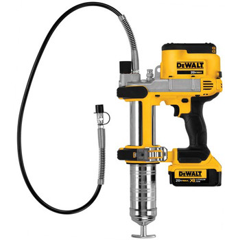 Dewalt DCGG571M1 20V MAX Cordless Lithium-Ion Grease Gun image number 2